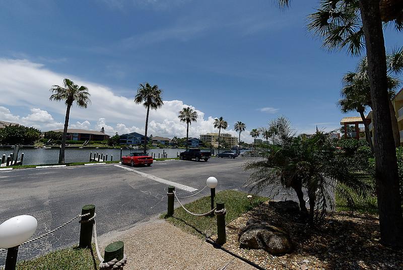 East Side of Fisherman's Cove - Siesta Key Florida