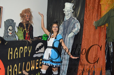 20171030 FOP Haunted House