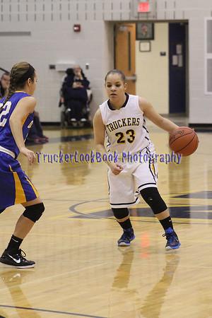 2014-15 Norwalk Truckers Basketball