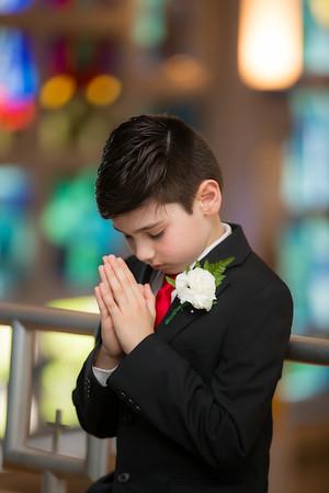 Liam's 1st Communion