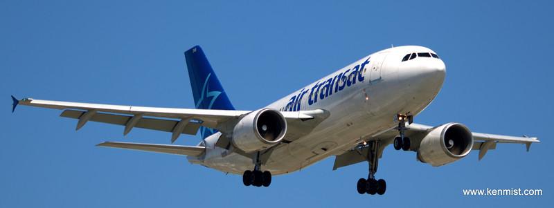 C-GTSX Air Transat Airbus A310-304