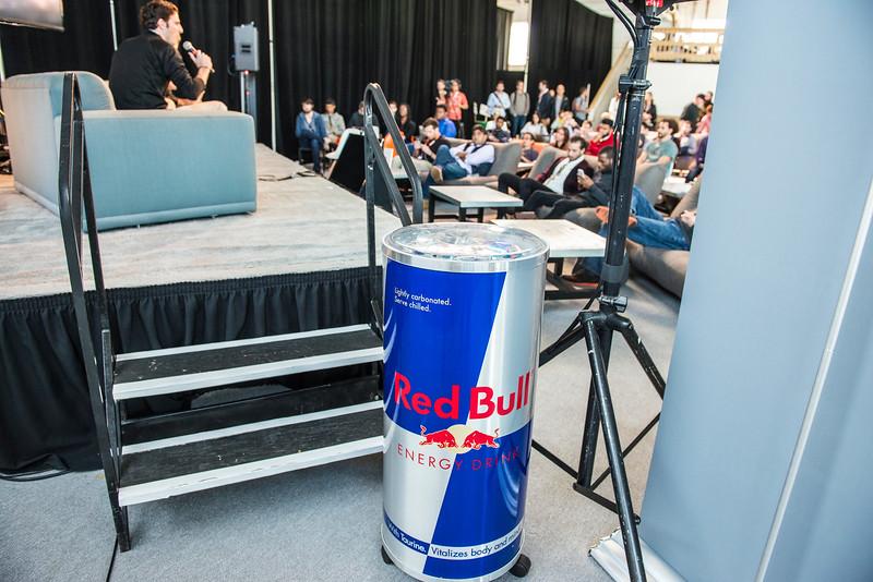 Red Bull Launch Hackathon 2015