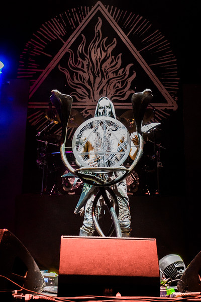 Behemoth (Bill Graham Civic Auditorium 08/09/2017)