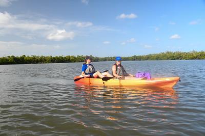 9AM Mangrove Tunnel Kayak Tour - Gude, Singh & Malloy