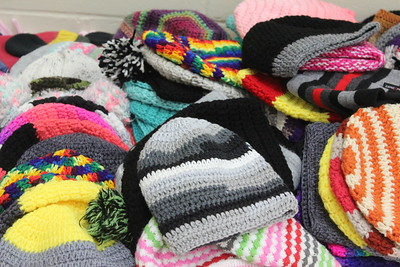 Bubba's Closet bundles 400 students in warm clothing