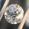 2.15ct Old European Cut Diamond, GIA K SI1 12