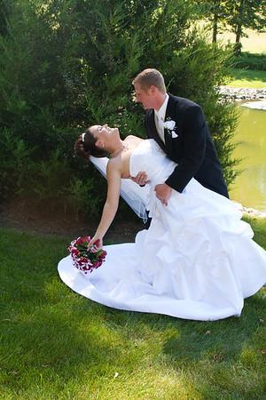 Burr-Serbousek Wedding