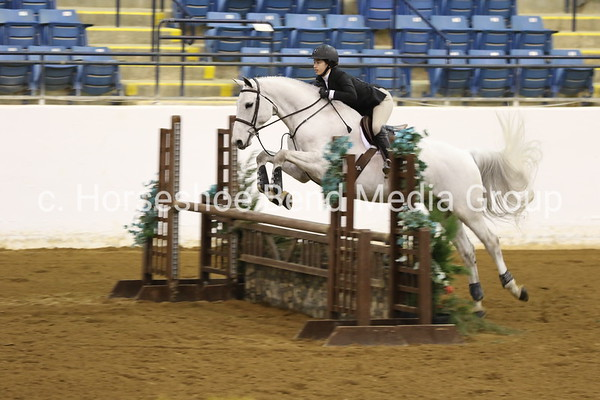 2019 Spring Welcome Horse Show -- Sunday -- East Complex & Coliseum