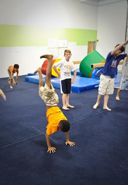 Boys Extreme Camp July 2011