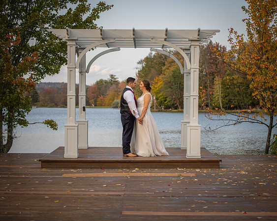Justin & Angelica Wedding