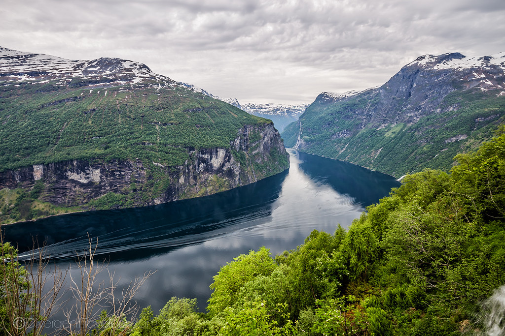 Norway pictures - Geiranger Fjord - Lina Stock