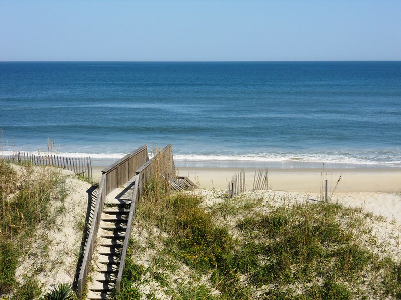 Ocean View and Beach Access