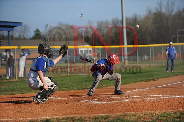 South Davidson Middle School vs Lexington