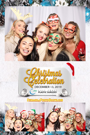 Gulf Coast Plastic Surgery Christmas Celebration 12-13-2019