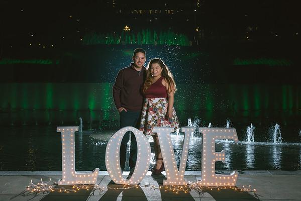 Jose + Angie Engagement