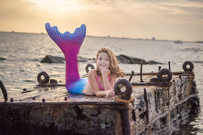 Alison the Mermaid
