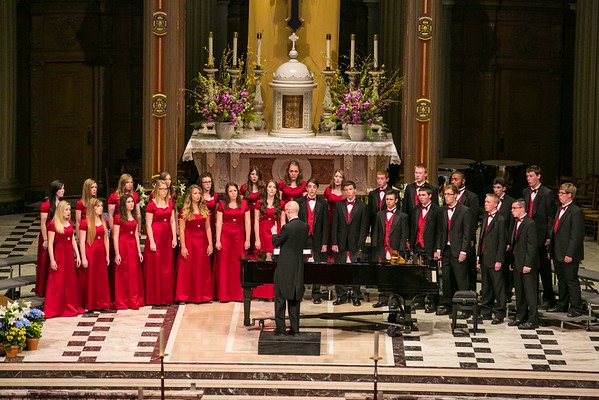 11. Morgan High School Ovation (chamber choir)