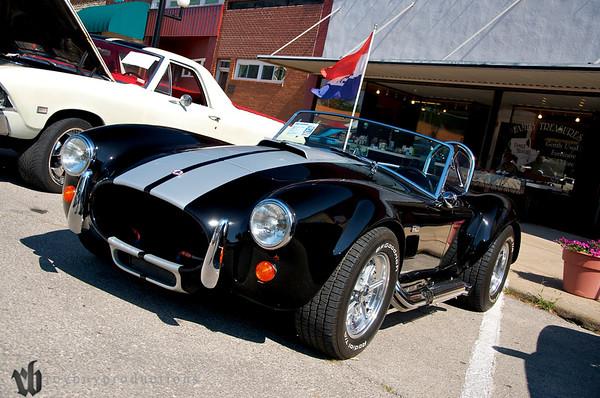 2012 Lake Garnett Cruisers Car Show