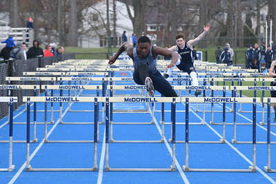 McDowell - Conneaut Track and Field Meet