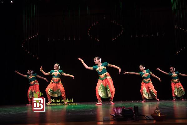 Nattiya Kalakshetra Dance School Of Fine Arts - Annual Show 2019