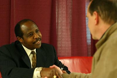 "Paul Rusesabagina-The Real Hero of ""Hotel Rwanda"""