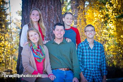 The Hudnall Family 2014