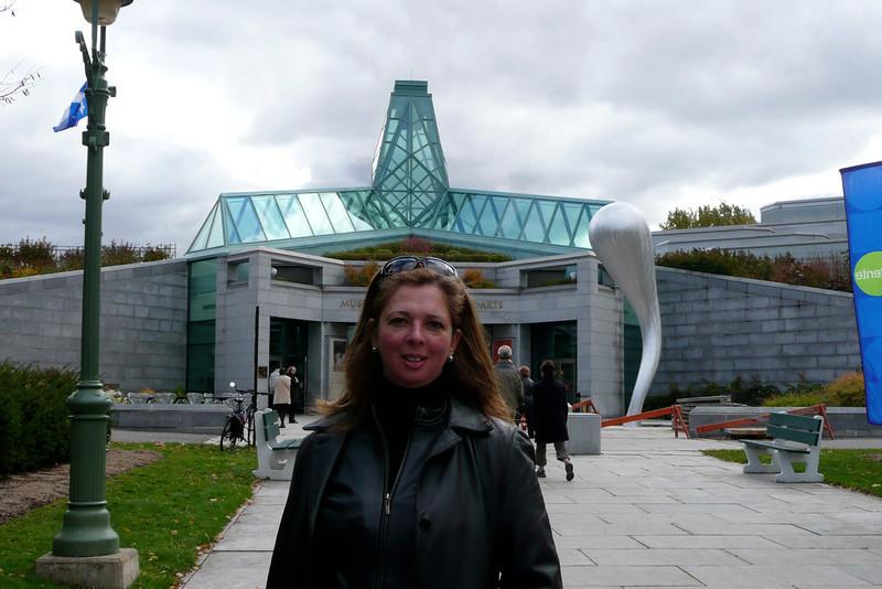 Musée national des beaux-arts du Québec. Quebec City