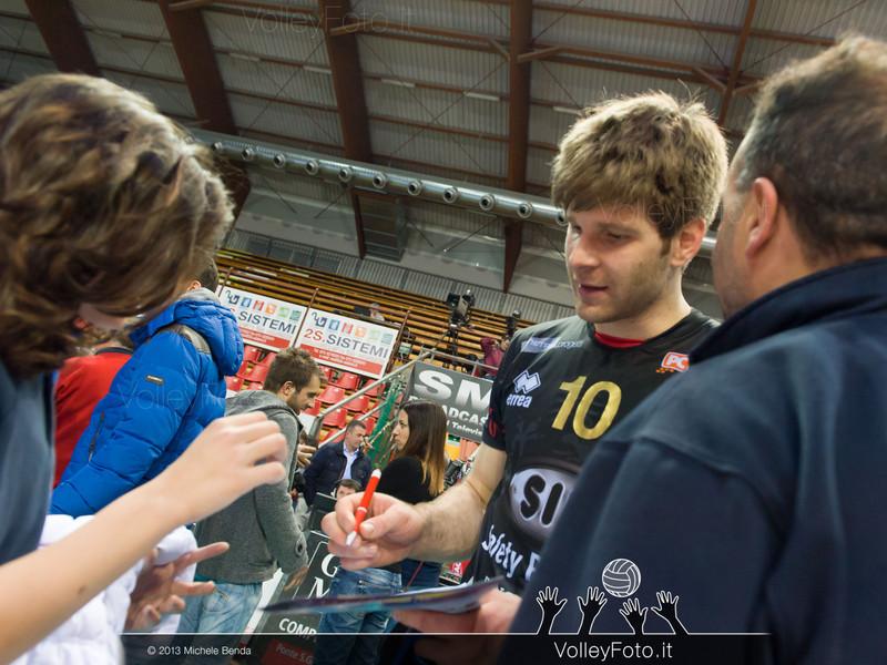 Schwarz Sebastian fa autografi