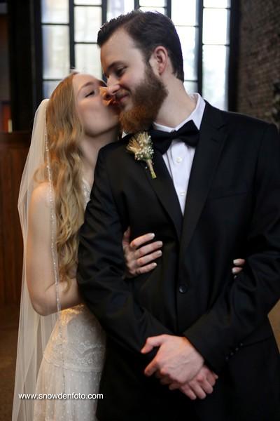 Nathan and Megan's Wedding 4-4-2020 South Bend Indiana