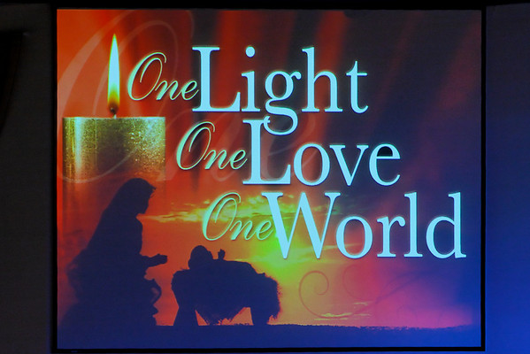 2007 CCS Christmas - One Light, One Love, One World