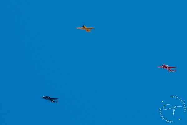 Covid-19 Airshow