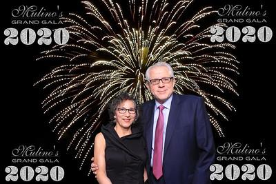 New Years Mulino's 2020