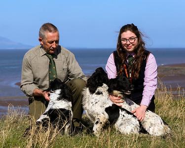 Dog Portrait Shoot - Denise Pape Family