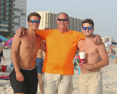 Orange Beach 2014