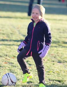 Amherst U4 Soccer -2015