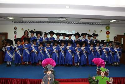 Preprimary Graduation Day Ceremony - GB