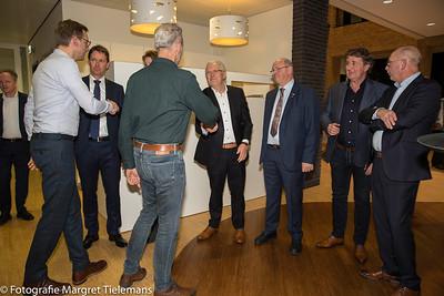 Rabobank Amerstreek gastheer Nieuwjaarsreceptie ondernemend Oosterhout