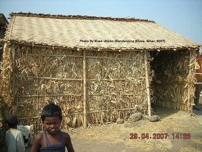 Bihar Ekania Village