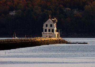 Lighthouses - New England