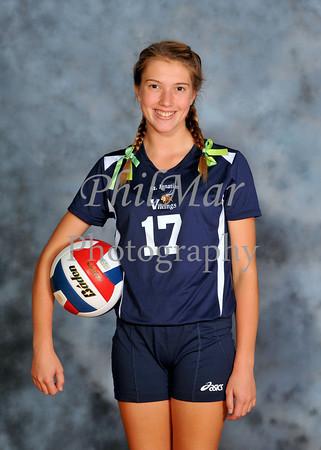 St. Ignatius Volleyball Team & Individuals