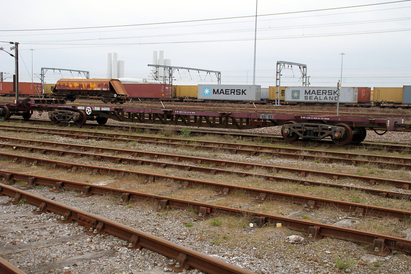 FGA 601731 at Harwich Parkeston Quay 07/04/12