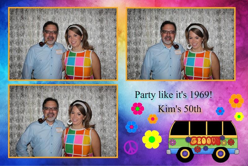 Kim's 50th