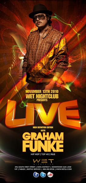 11/13 [Live@WET]