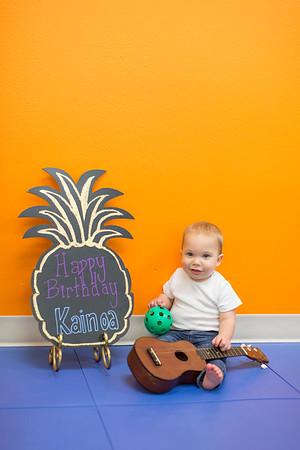 Kainoa's 1st Birthday