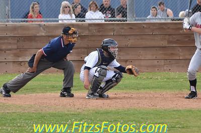 Varsity Baseball vs. MVHS