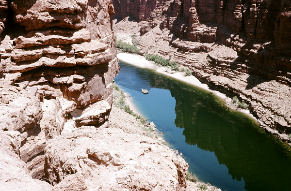 Grand Canyon Float Trip - 1971