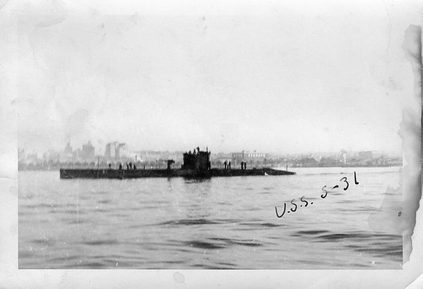 EHR Pig Boats - USS S-31