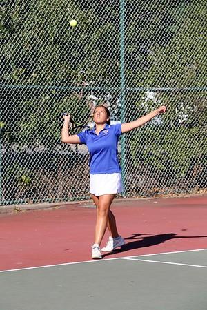 Girls Varsity Tennis –2016