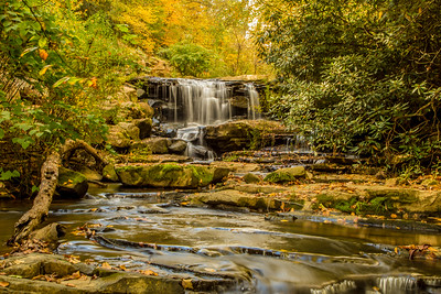 Marr Creek Falls_WV