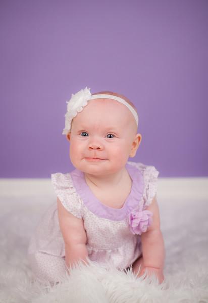 Clara 6 months